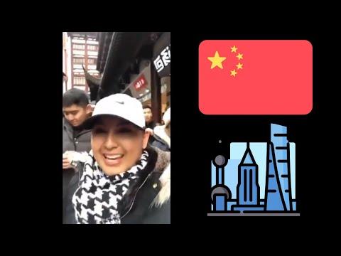 Shanghai China New Years Vlog / Yu Garden: Facebook Lives Replay Compilation 🇨🇳 🎆[Vlog #31]