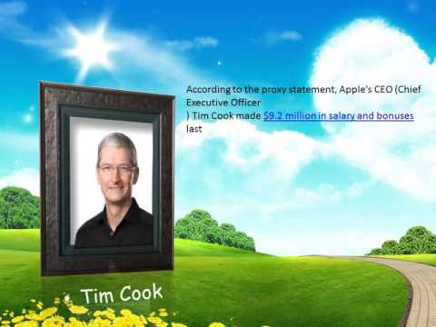 PPT ON APPLE BY RONAK GOYAL