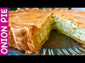 Onion Pie Recipe - It's The Most Delicious Onion Pie I've Ever Tried:)