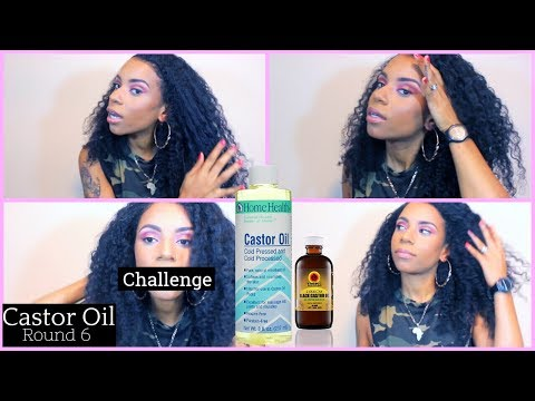 Castor Oil Challenge Round 6 (2017)- Wanna Join Me?