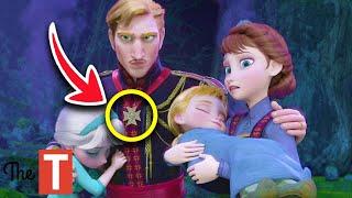 10 Dark Secrets About Disney Princesses