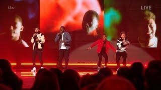 The X Factor UK 2017 Rak-Su Live Shows Full Clip S14E21