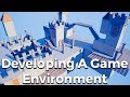 3 Steps For Developing A Simple Game Environment - AssetForge + Unreal Engine 4