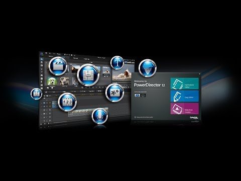 Fastest Video Rendering Software EVER! PowerDirector 12 SVRT