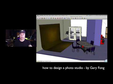 How To Design A Fantastic Photography Studio and Gallery/Showroom