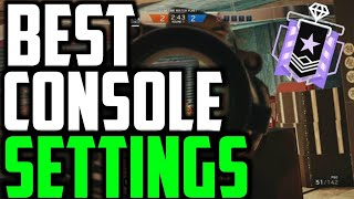 best console settings for rainbow six siege Videos - 9tube tv