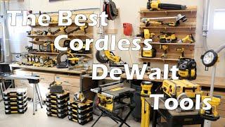 The Best Cordless DeWalt Tools