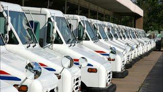 VERIFY: Huge backlog at U.S. Post Office