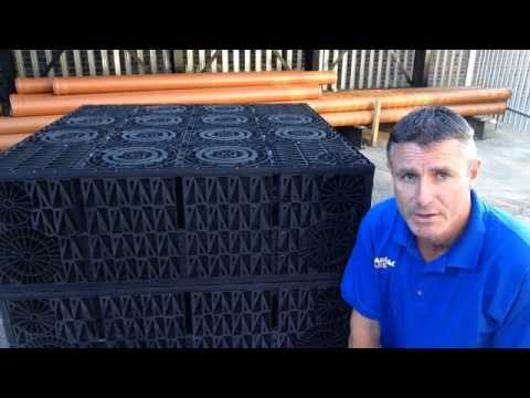 PRODUCT REVIEW: Soakaway Crates - Surface Water Drainage Solution | Drainage Sales