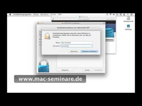 Emails am Mac verschlüsseln in 7 Minuten