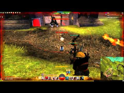 Guild Wars 2 World Vs World PvP Gameplay