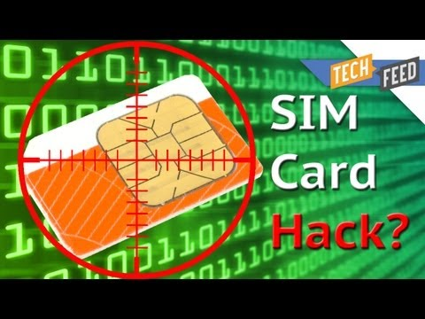 HACKED: SIM Cards