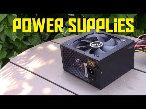 What you need to know when picking a computer power supply (AKIO TV)