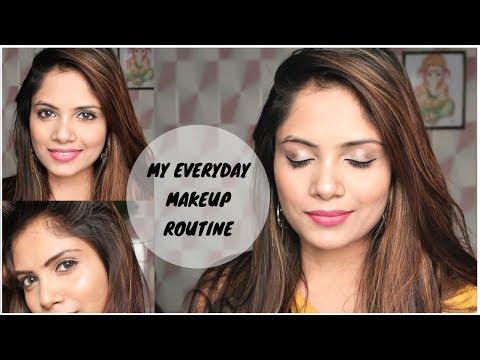 My Everyday Makeup Routine /tutorial