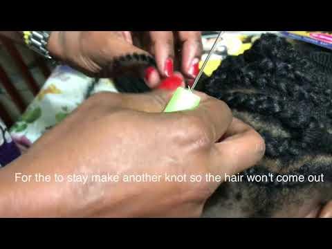 How to do Crochet