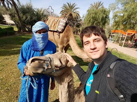 My experience in Morocco - AIESEC