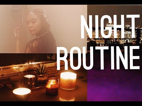 My Night Routine | viviannnv