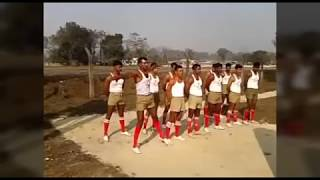 Indian army special training(PT & UAC Course) part-3