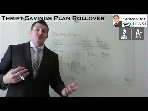 Thrift Savings Plan Rollover - Thrift Savings Plan Rollovers Easily Explained