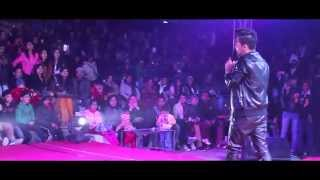 Millind Gaba Live at Dilli Haat on 26 December 2014
