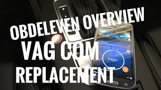 OBDEleven | VCDS Alternative For AUDI!!!