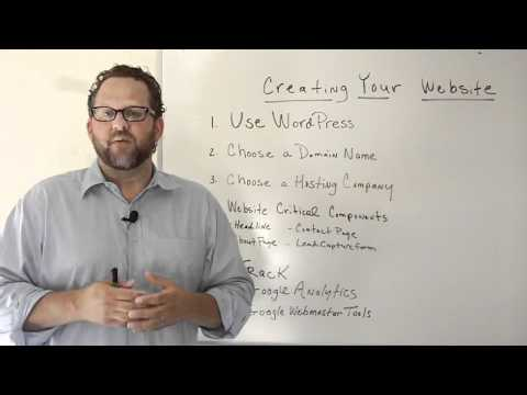 Creating Your Small Business Website-The Beginners Guide To Small Business Internet Marketing