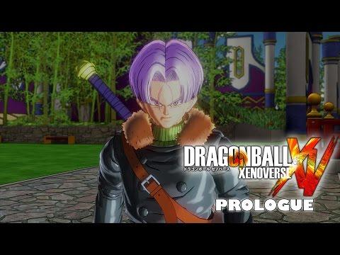 Dragon Ball Xenoverse - Prologue [ENGLISH Gameplay Walkthrough Part 1]
