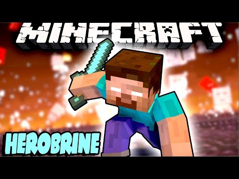 HEROBRINE VS GIANT GHAST BOSS!! - Minecraft Story Mode Season 2