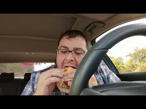 Arby's Venison Sandwich Review!