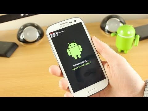Unroot your Android phone + install stock Firmware