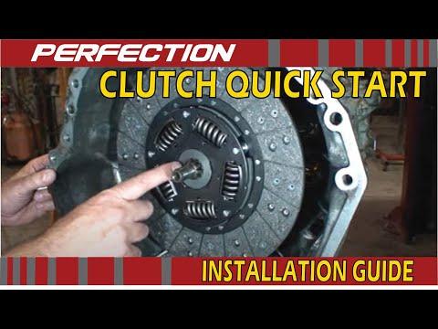 Clutch Quick Start Installation Guide
