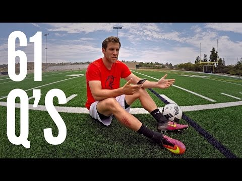 Q+A | Will I play in the MLS? The Best Drill? How to be Confident?