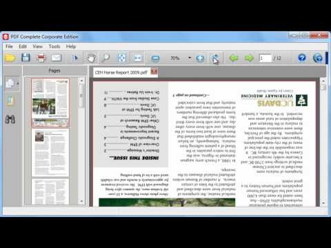 PDF Complete: How to rotate PDF pages