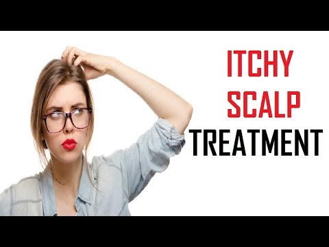 Top 10 Remedies For Itchy Scalp Treatment