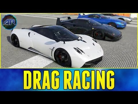 Forza 5 : Drag Racing Gameplay (Live Stream)