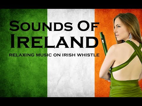 SOUNDS OF IRELAND ON TIN WHISTLE - 5 MINUTES OF RELAXING FLUTE MUSIC