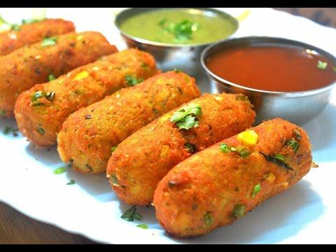 Corn Kebab | Crispy Corn Kebabs | Corn Cutlets | Instant Snack Recipe| Party Appetizer