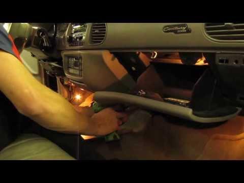 Cluster Repair 200 Buick Century