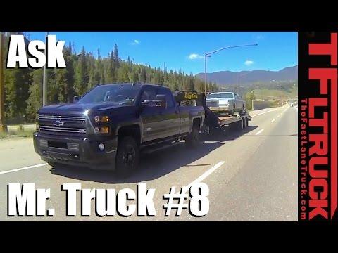 Ask Mr. Truck #8: Cummins or Duramax? Ram or GMC 3/4 Ton?
