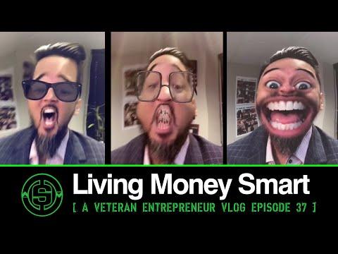 How to Make an Impact that Transform's Lives   #LivingMoneySmart a #Vetrepreneur VLOG EP37