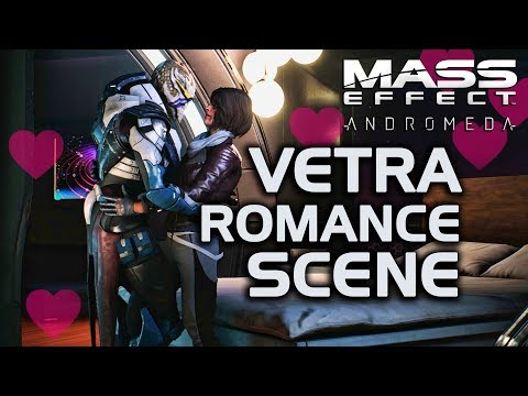 Mass Effect Andromeda - Sex with Vetra
