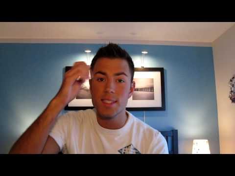 How to Shape and Pluck Your Eyebrows for Men | SkinCareWithRoss
