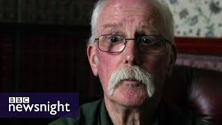 The Labour voters who could back Theresa May - BBC Newsnight