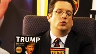 Andy Kindler DESTROYS Trump University on Comedy Central In 2008