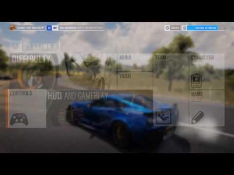 How to use manual w/ clutch - Forza Horizon 3