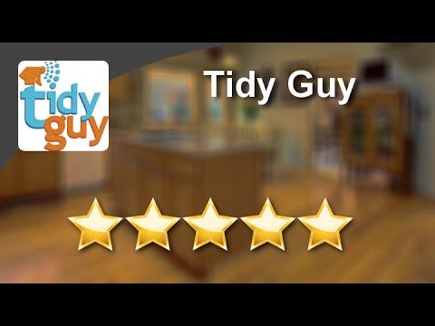 Tidy Guy   Charlottesville VA Terrific  Five Star Review