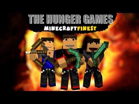 Minecraft: Hunger Games - Game 10