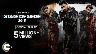 State of Siege: 26/11 | Official Trailer | A ZEE5 Original | Premieres 20th March on ZEE5
