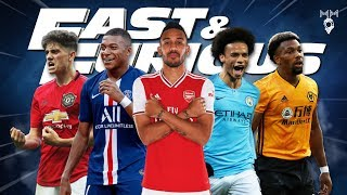 Top 10 Fastest Players 2019 ● HD