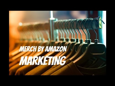 Marketing Your Merch by Amazon Listings - How to Drive Traffic and Sales to Your T-Shirt Designs